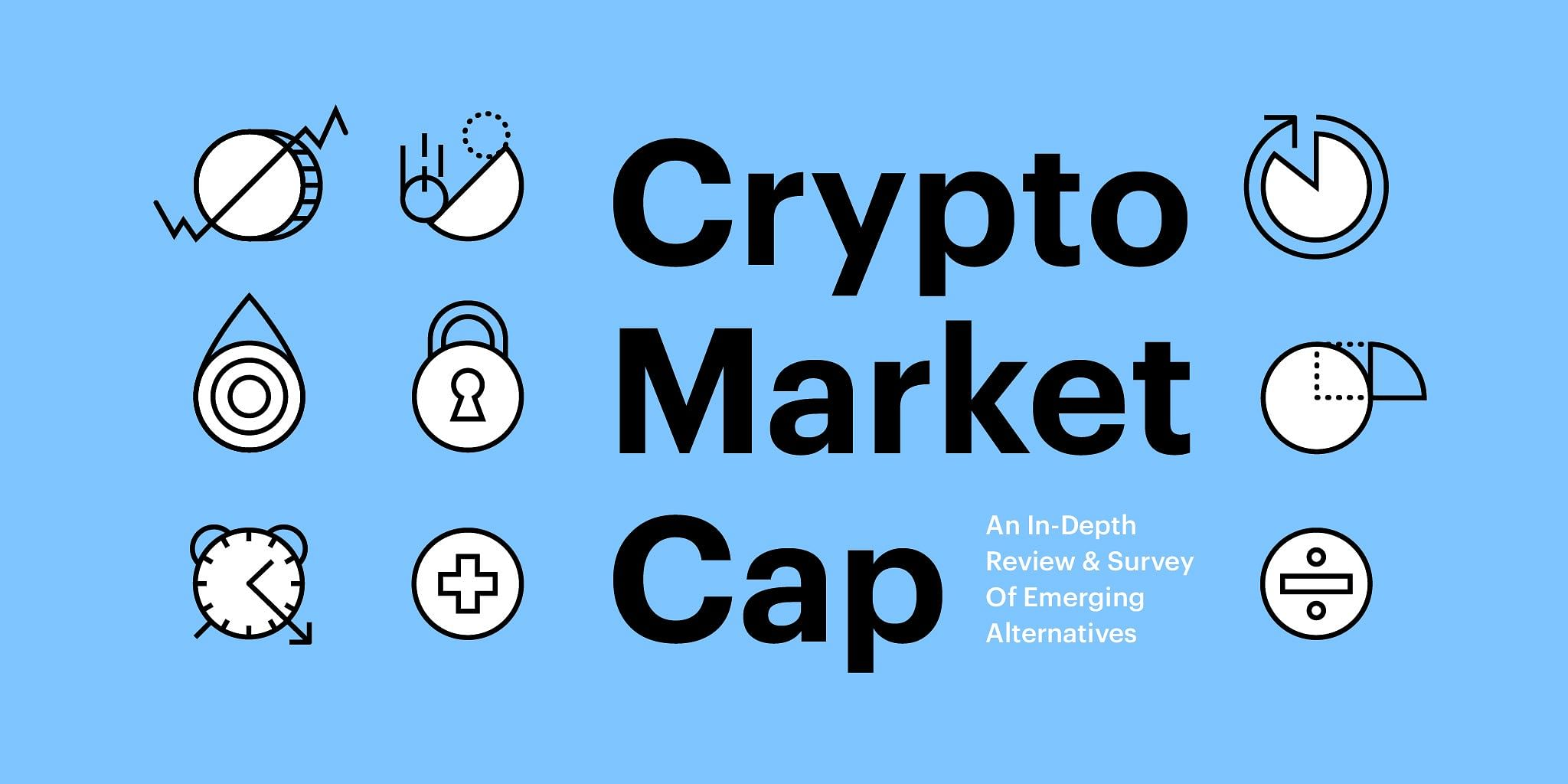 cryptocurrency market capitalizations api